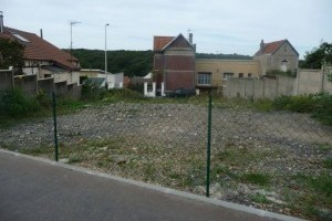 Terrain nu situé au 116, rue Pierre Loti, Le Havre